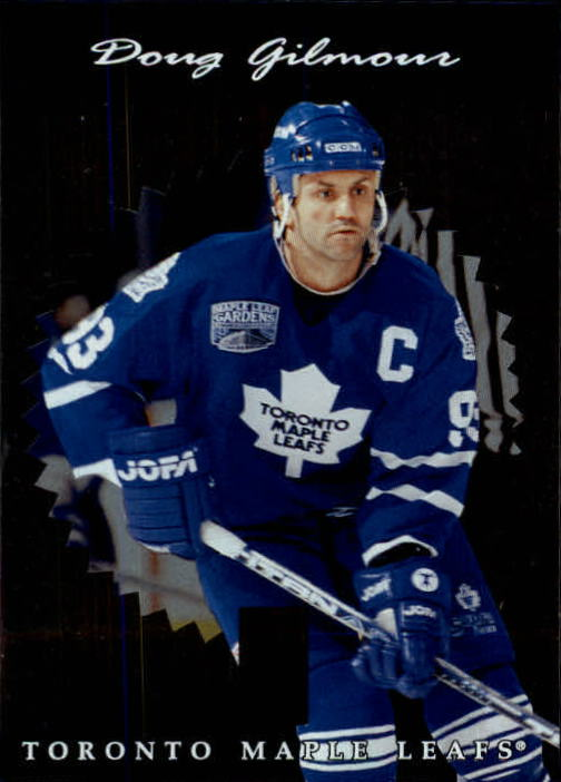 1996-97 Donruss Elite #44 Doug Gilmour