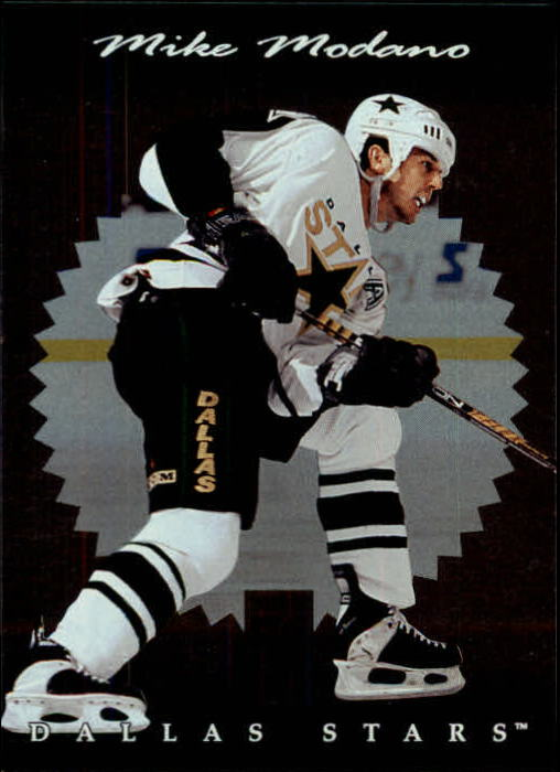 1996-97 Donruss Elite #116 Mike Modano