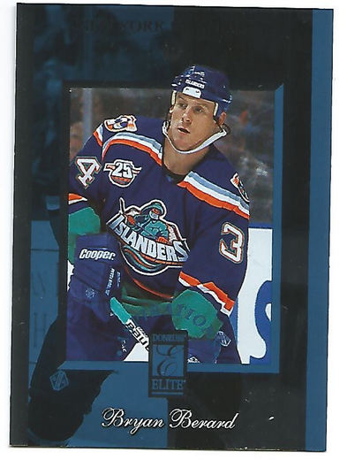 1996-97 Donruss Elite Aspirations #23 Bryan Berard