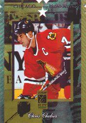1996-97 Donruss Elite Perspective #11 Chris Chelios