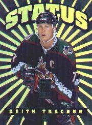1996-97 Donruss Elite Status #2 Keith Tkachuk