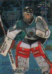 1996-97 Flair Blue Ice #B8 Dominik Hasek