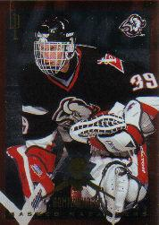 1996-97 Leaf Preferred Masked Marauders #7 Dominik Hasek