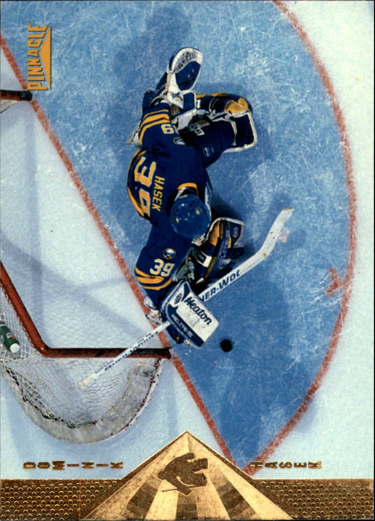 1996-97 Pinnacle #106 Dominik Hasek