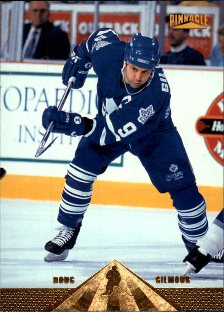 1996-97 Pinnacle #127 Doug Gilmour