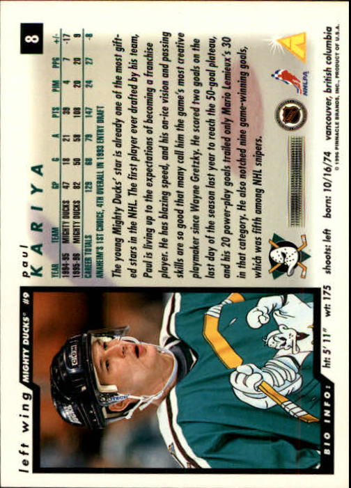 1996-97-Score-Hockey-Cards-Pick-From-List thumbnail 15