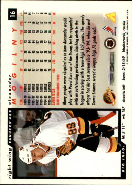 1996-97-Score-Hockey-Cards-Pick-From-List thumbnail 25