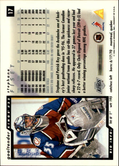 1996-97-Score-Hockey-Cards-Pick-From-List thumbnail 27