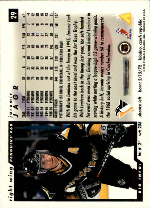1996-97-Score-Hockey-Cards-Pick-From-List thumbnail 45