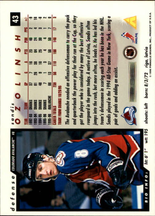 1996-97-Score-Hockey-Cards-Pick-From-List thumbnail 65