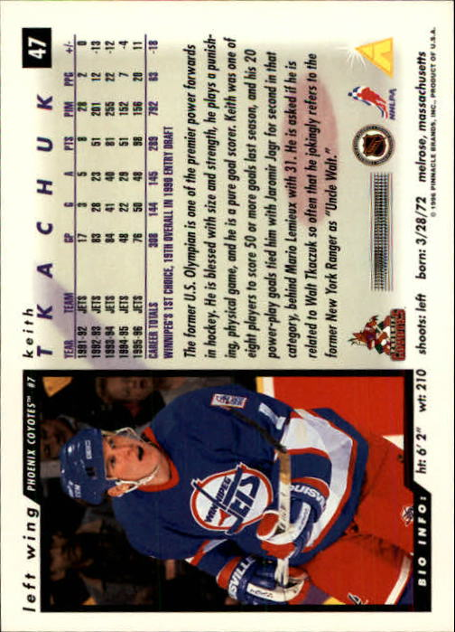 1996-97-Score-Hockey-Cards-Pick-From-List thumbnail 71