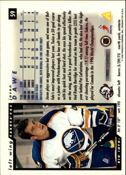 1996-97-Score-Hockey-Cards-Pick-From-List thumbnail 89
