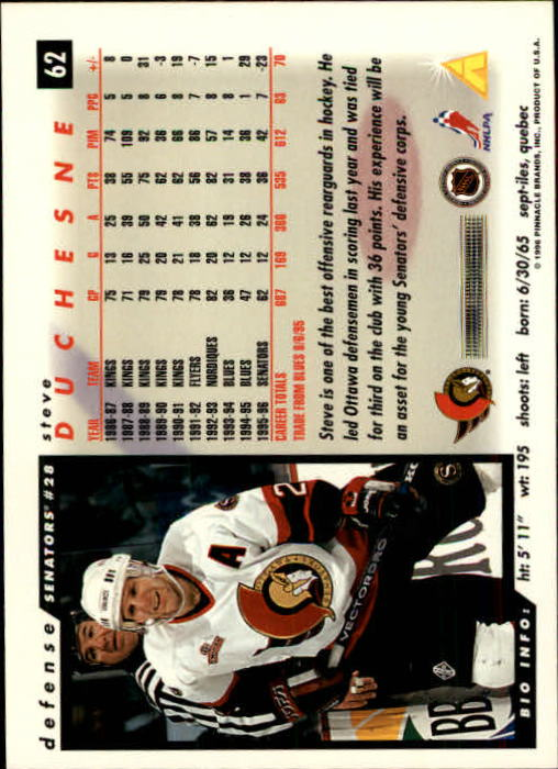 1996-97-Score-Hockey-Cards-Pick-From-List thumbnail 95