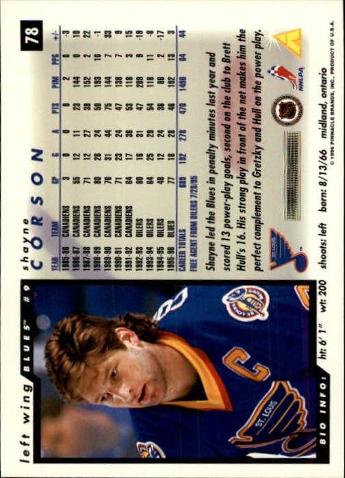 1996-97-Score-Hockey-Cards-Pick-From-List thumbnail 121