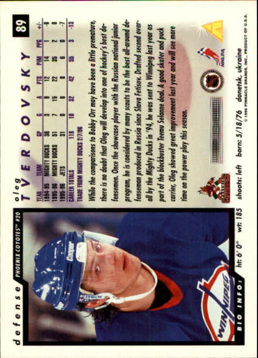 1996-97-Score-Hockey-Cards-Pick-From-List thumbnail 141