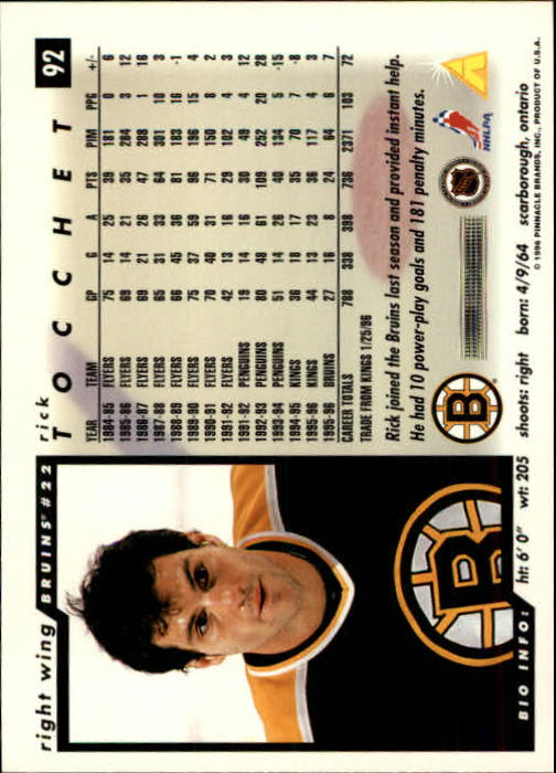 1996-97-Score-Hockey-Cards-Pick-From-List thumbnail 145