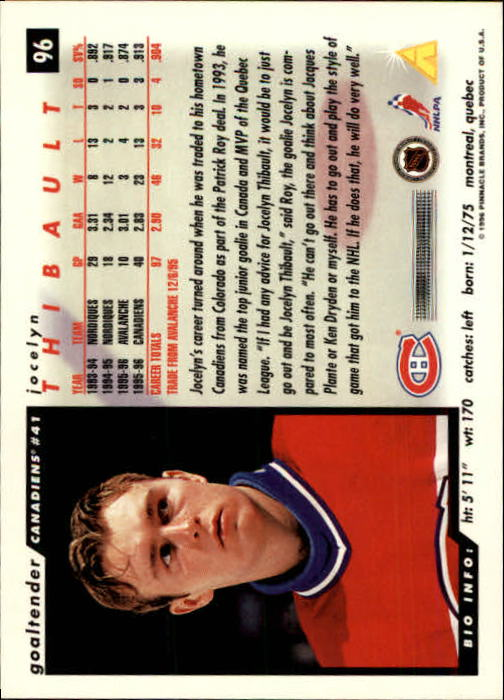 1996-97-Score-Hockey-Cards-Pick-From-List thumbnail 153