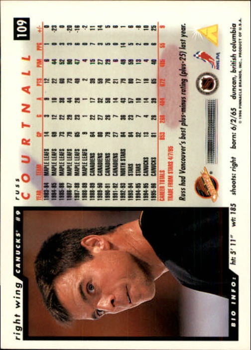 1996-97-Score-Hockey-Cards-Pick-From-List thumbnail 175