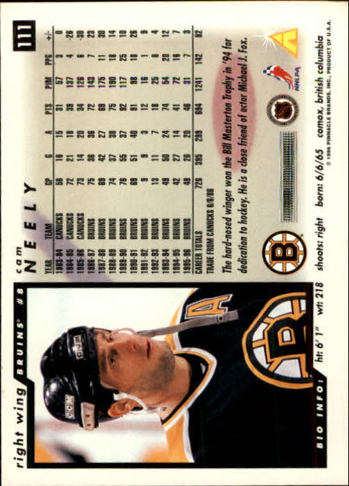 1996-97-Score-Hockey-Cards-Pick-From-List thumbnail 177