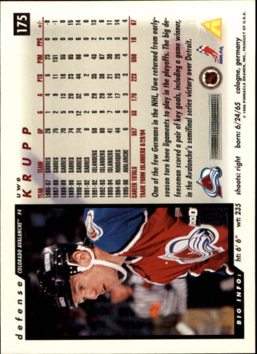 1996-97-Score-Hockey-Cards-Pick-From-List thumbnail 293