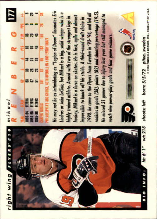1996-97-Score-Hockey-Cards-Pick-From-List thumbnail 297