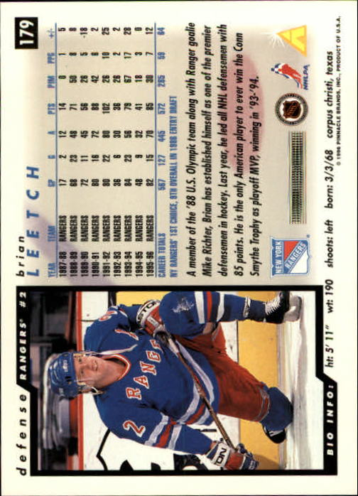 1996-97-Score-Hockey-Cards-Pick-From-List thumbnail 299