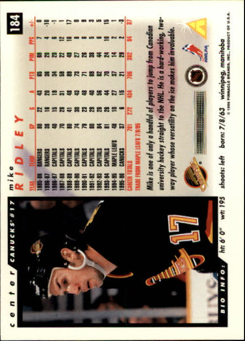 1996-97-Score-Hockey-Cards-Pick-From-List thumbnail 309