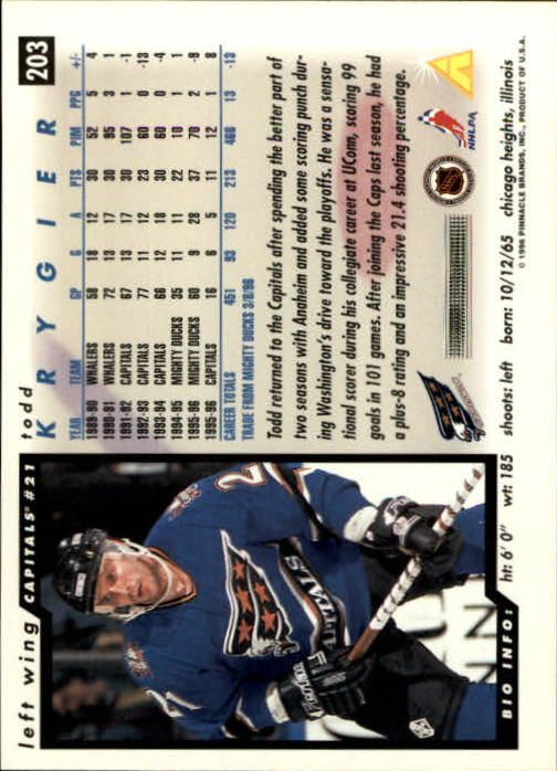1996-97-Score-Hockey-Cards-Pick-From-List thumbnail 341