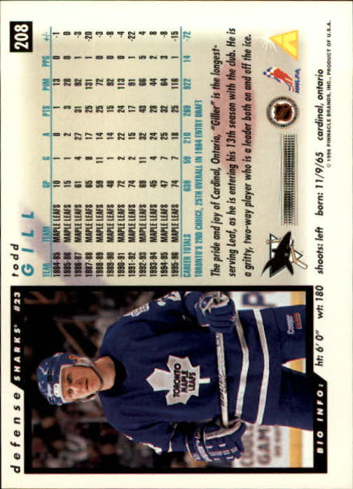 1996-97-Score-Hockey-Cards-Pick-From-List thumbnail 349