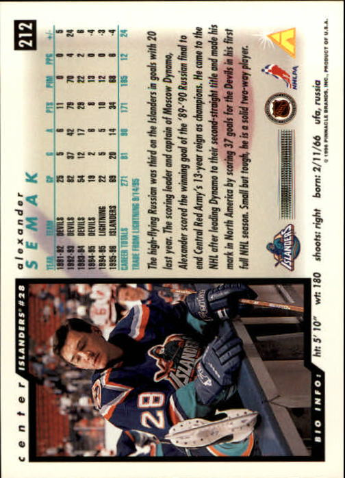 1996-97-Score-Hockey-Cards-Pick-From-List thumbnail 353