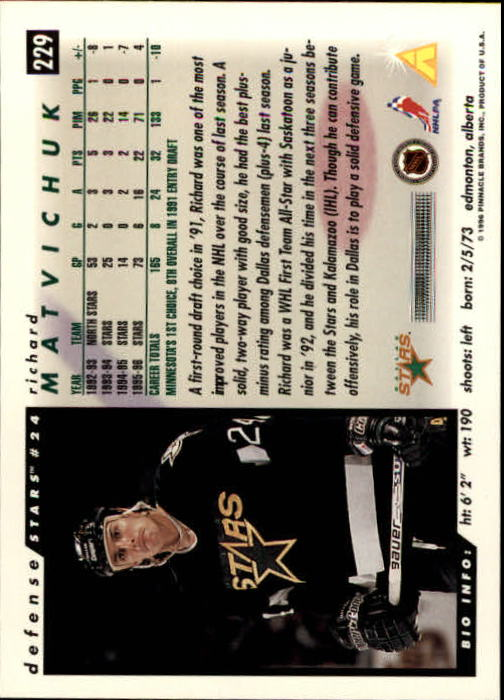 1996-97-Score-Hockey-Cards-Pick-From-List thumbnail 383