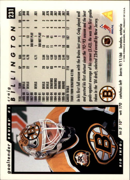 1996-97-Score-Hockey-Cards-Pick-From-List thumbnail 387
