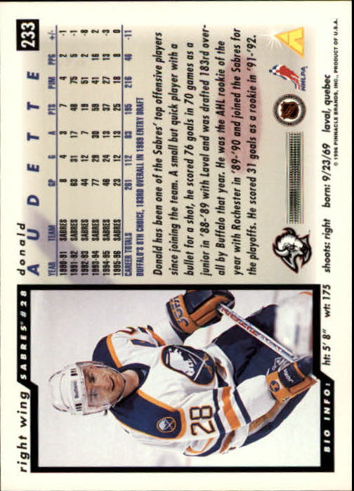 1996-97-Score-Hockey-Cards-Pick-From-List thumbnail 391