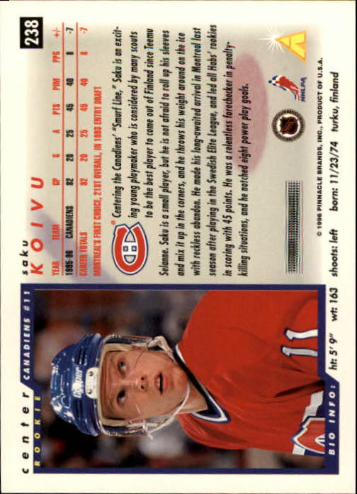1996-97-Score-Hockey-Cards-Pick-From-List thumbnail 399