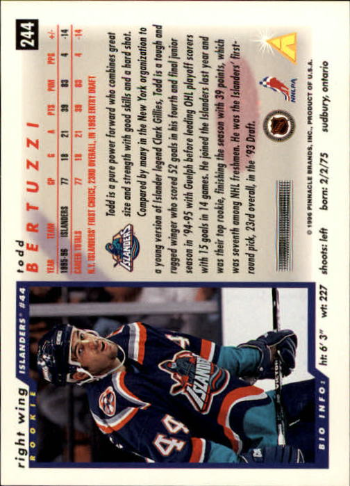 1996-97-Score-Hockey-Cards-Pick-From-List thumbnail 411