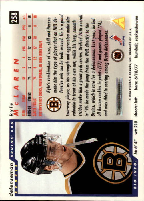 1996-97-Score-Hockey-Cards-Pick-From-List thumbnail 437