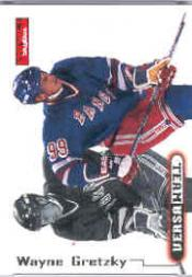 1996-97 SkyBox Impact VersaTeam #4 Wayne Gretzky