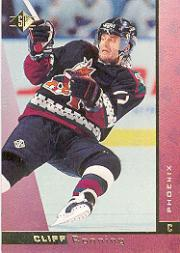 1996-97 SP #124 Cliff Ronning