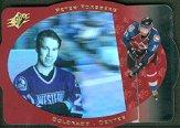 1996-97 SPx #8 Peter Forsberg