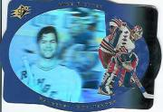 1996-97 SPx #28 Mike Richter