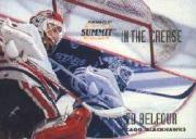 1996-97 Summit In The Crease #3 Ed Belfour