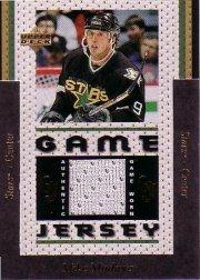 1996-97 Upper Deck Game Jerseys #GJ9 Mike Modano