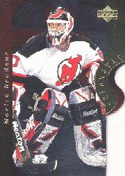 1996-97 Upper Deck Superstar Showdown #SS12A Martin Brodeur