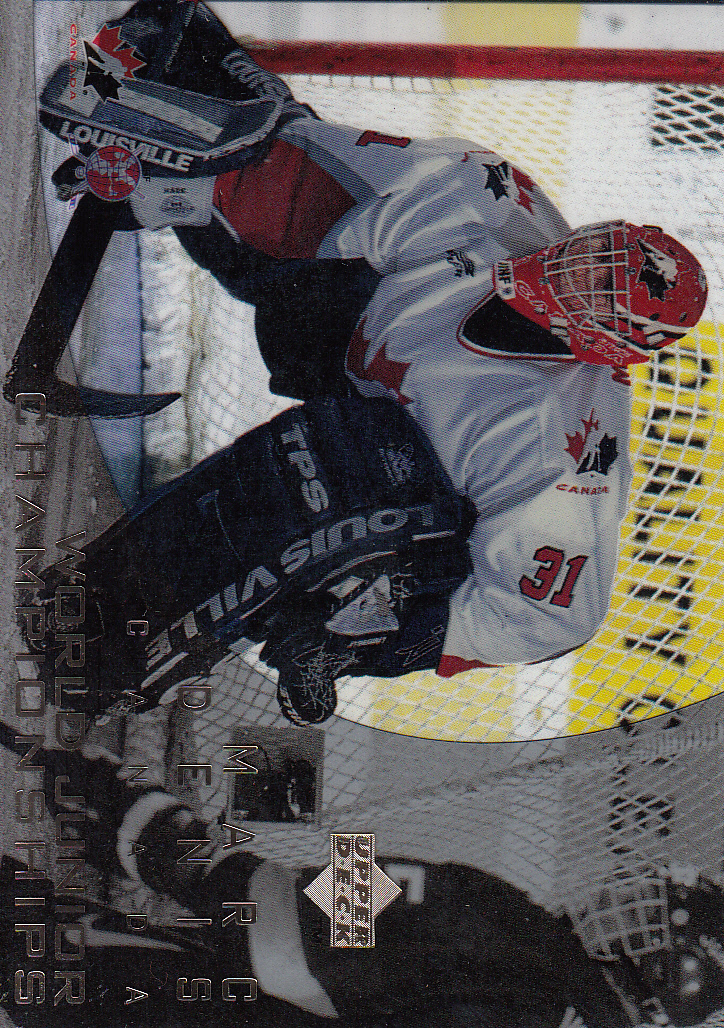 1996-97 Upper Deck Ice #117 Marc Denis