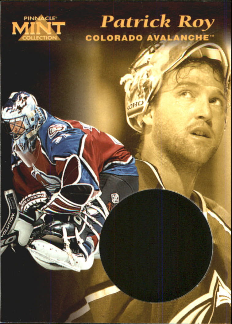 1996-97 Pinnacle Mint #21 Patrick Roy