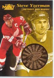 1996-97 Pinnacle Mint Bronze #12 Steve Yzerman