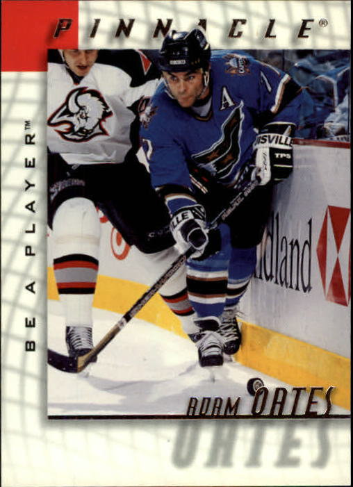 1997-98 Be A Player #5 Adam Oates