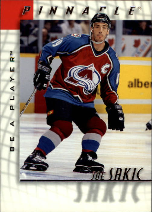 1997-98 Be A Player #83 Joe Sakic