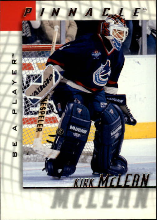 1997-98 Be A Player #118 Kirk McLean