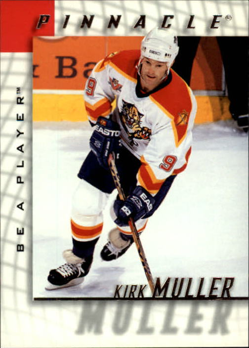 1997-98 Be A Player #121 Kirk Muller